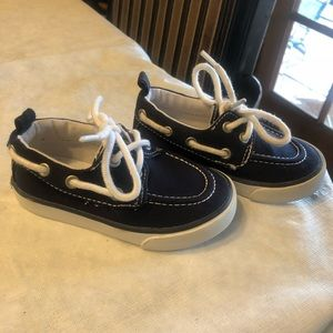 """Boat"" slip on shoes"